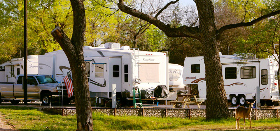 Shady Oaks RV Sites