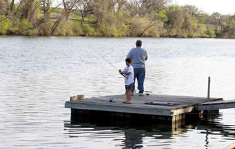 Welcome to Shady Oaks RV Park - Buchanan Dam, TX